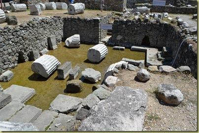 Mausoleum Mausoleum area