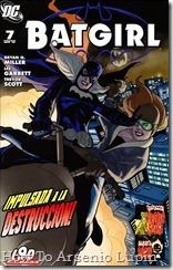 P00021 - Batgirl #7