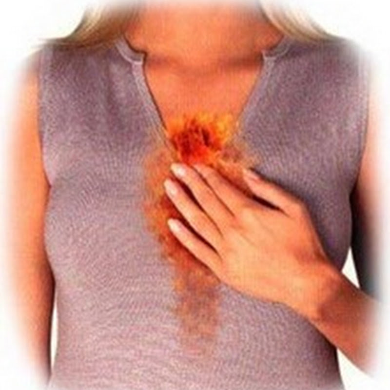 أفضل 7 نصائح للتخلص من حرقة المعدة ( الحموضة ) وعسر الهضم