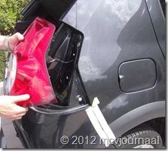 Sandero parkeersensoren inbouwen 03