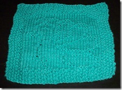 November 2011 Dishcloth KAL