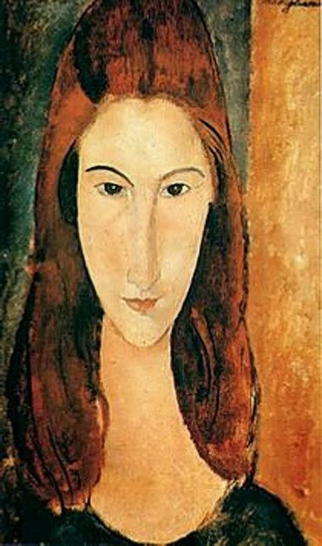 Modigliani, (Jeanne) Hebuterne