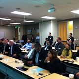 LaunchPad  Event- Nov 1, 2012