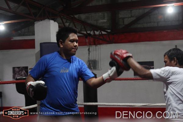 Conquerors Boxing 10