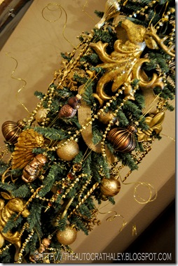 GOLD CHRISTMAS TREE (5)