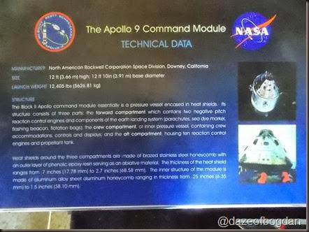 Apollo 9 Info