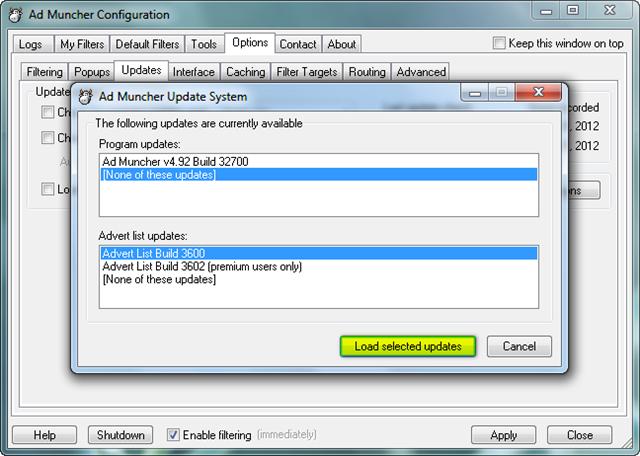 Ad Mucnher para Windows