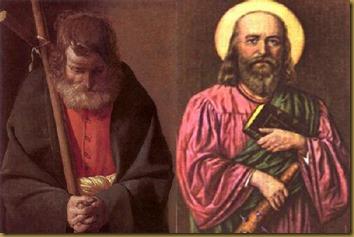 SAN FELIPE Y SANTIAGO APOSTOLES