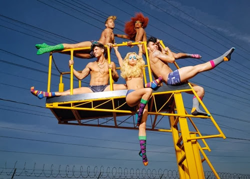 HappySocks DavidLaChapelle (2)