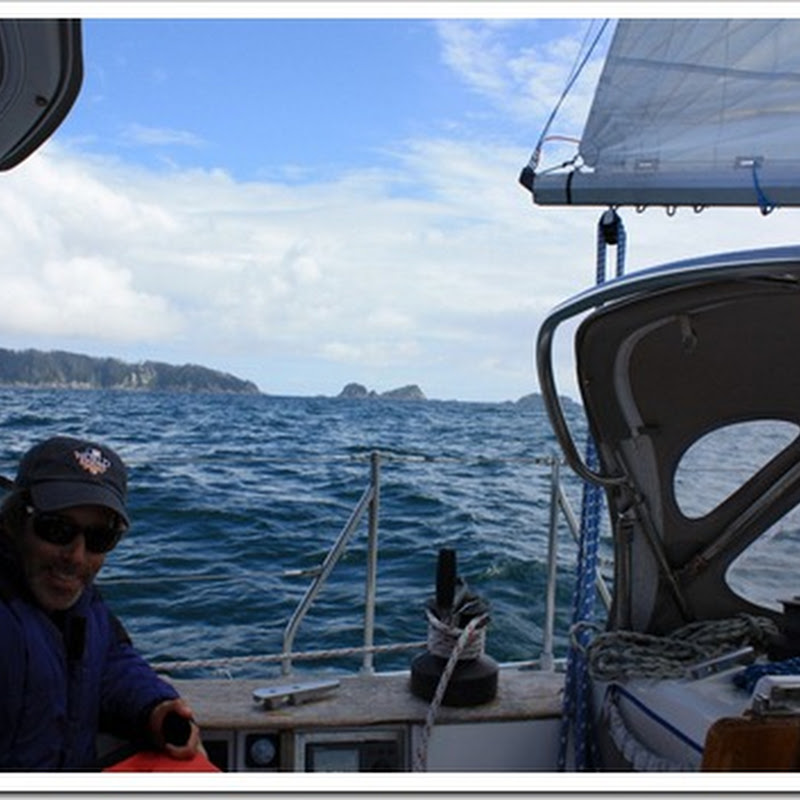 Passage: Cape St James to Kyuquot