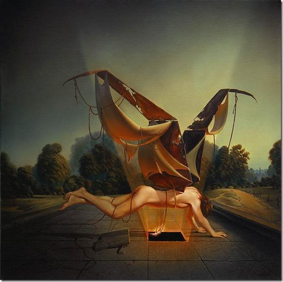 Ikarus im Zwielicht-Siegfried Zademarck