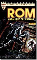 P00007 - ROM - Biblioteca Marvel #7