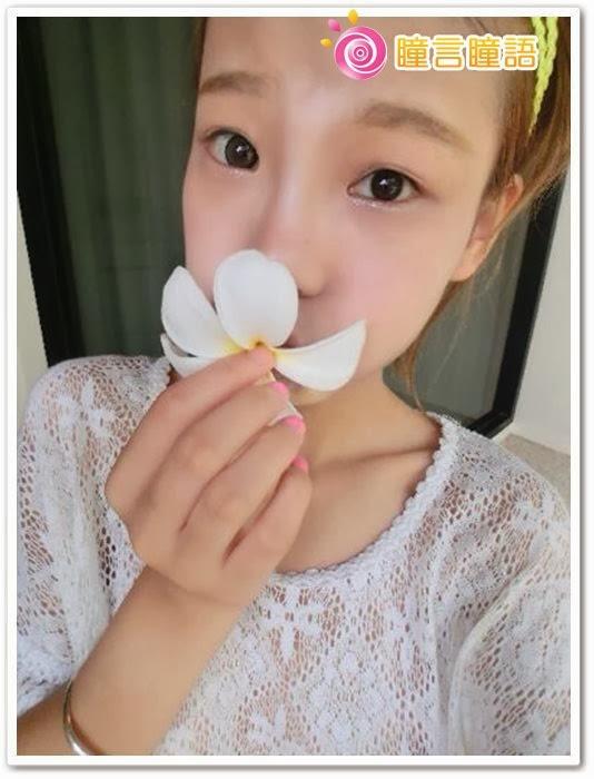 韓國GEO隱形眼鏡-Mari Gold星晨灰5
