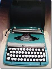 typewriter 002