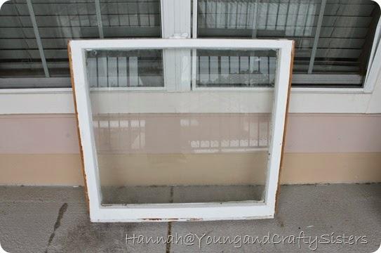 Window pane 1