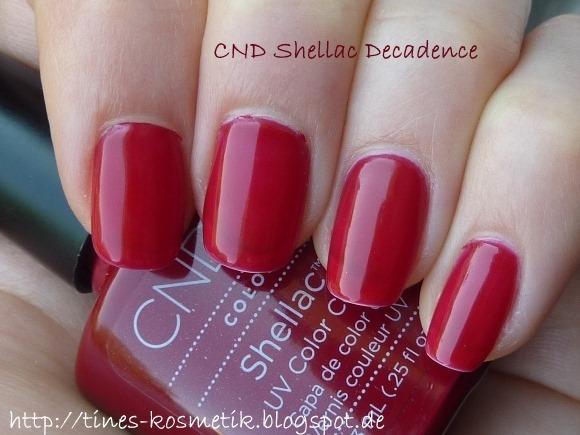 CND Shellac Decadence 1
