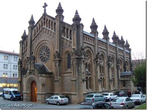 Fotos De Ambulancias Modernas >> Arte, Historia y curiosidades: CAPILLA DE LOS HOSPITALES - Pamplona