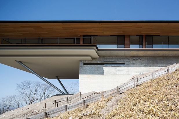 house in yatsugatake by kidosaki architects studio 3