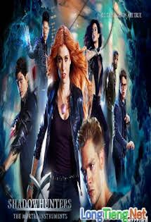 Thợ Săn Bóng Đêm: Vũ Khí Sinh Tử :Phần 2 - Shadowhunters: The Mortal Instruments - Season 2