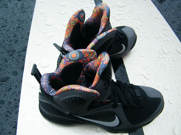 First Look Nike LeBron 9 8220Black History Month8221
