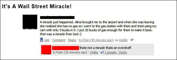The 7 Funniest Facebook Statuses 03