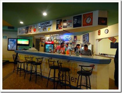 Jessica's bar