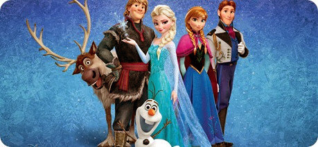 Disney-Frozen 1