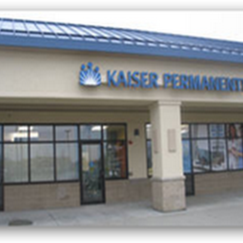 Kaiser Permanente Working On Deal to Sell Their Ohio Operations to Catholic Health Partners–Not Making Any Money Here
