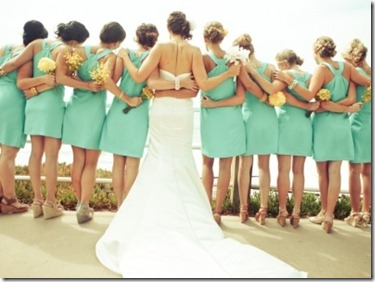 wedding_mint_yellow_decor_decoration_bride_groom_family_colors_color_colorful_style_spring_summer_day_bridesmaids