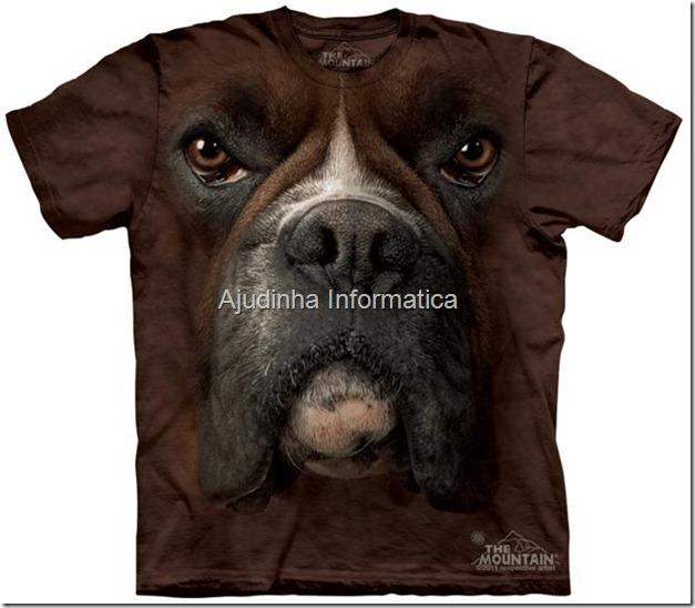 camiseta dog dog
