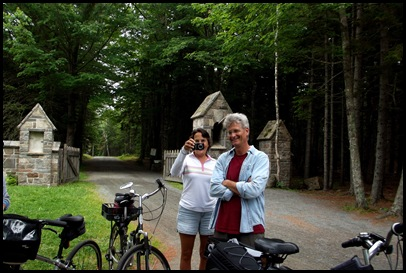 Bikes on Carriage Roads 007