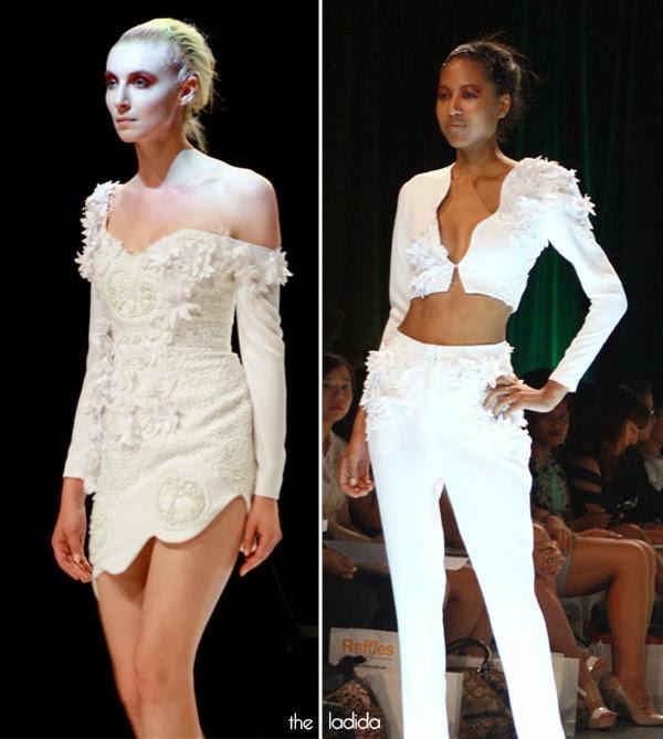Raffles Graduate Fashion Show 2013 - Sharon Widjaja
