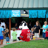 WBFJ - Forsyth Family Magazine's Kid's Morning Out @ Night - Tanglewood Park - Clemmons - 8-12-11