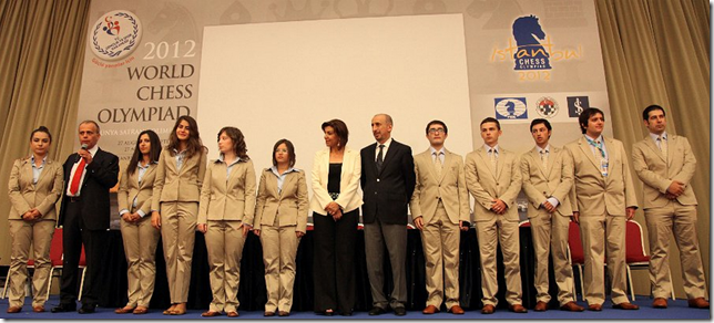 Turkish National Teams Olympiad 2012