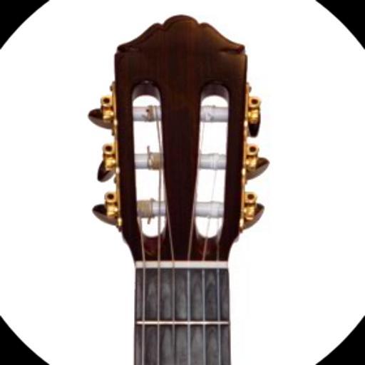吉他調諧器 LOGO-APP點子