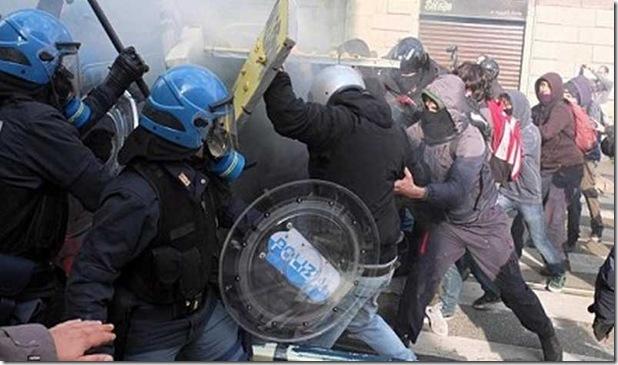 sciopero-14-novembre-2012-scontri-con-la-polizia