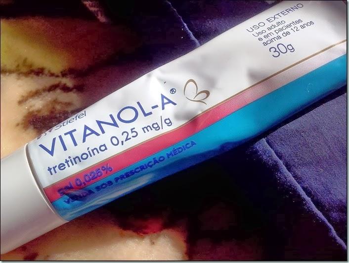 Vitanol A - gel 0,025%–Cuidados.