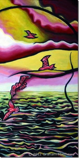 linkedin painting