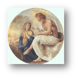 Helios y Faeton. Giovanni
