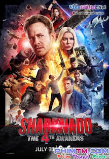 Bão Cá Mập 4 - Sharknado 4: The 4th Awakens
