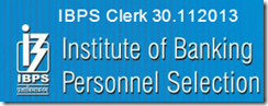 IBPS clerk 30-11-2013 discussion