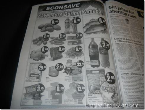 EconSave Huggies 1