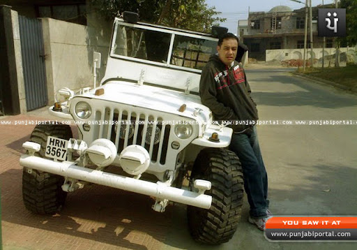 Open Jeep in Punjab http://picasaweb.google.com/lh/photo/hp20PGJMWCrPx_Cy2lZYsA