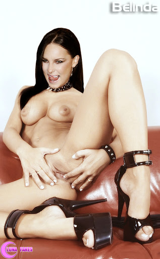 Angelica Rivera Desnuda Fake