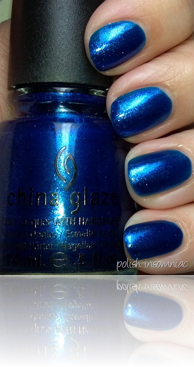 China Glaze Blue Year's Eve 4