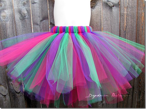 handcrafted tutu by daydream believers