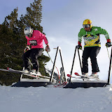 Training at Alpine Meadows