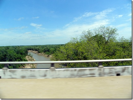 Guadalupe River - Hwy 77