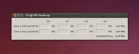 i7z in Ubuntu Linux