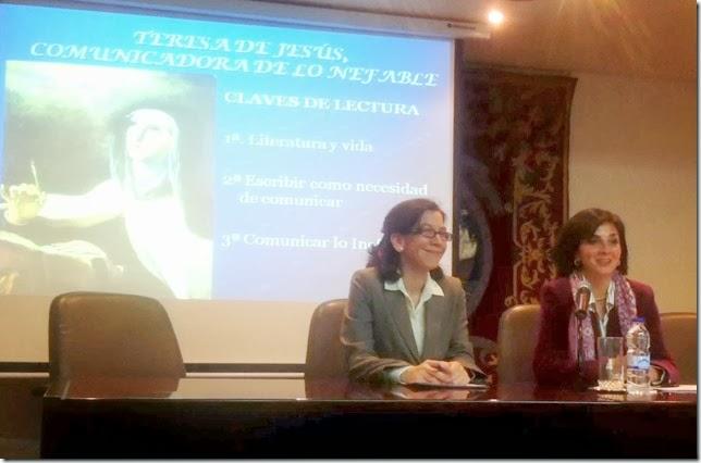 Dra. Beatriz de Ancos y Dra. Sara Gallardo '